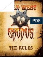 Wild West Exodus Rules FREE 2015