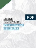 Fecyt - Fecyt - Libros Inmortales Instrumentos Esenciales(Cut)
