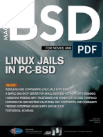 BSD 2012 12 Linux Jails in PC-BSD - BSDmag