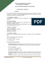 Segunda Clase y Actividades Semipresenciales