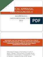 Critical Appraisal Prognosis 2