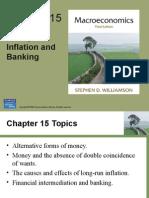 Dinero, inflación y banca