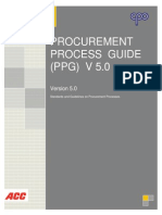 Procurement Process Guide v 5.0 - Final Compressed