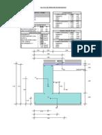Diseño de Reservorio Foncodes