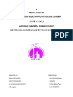 Anpara Thermal Power Plant Report