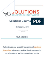 Solutions Journalism with Samantha McCann