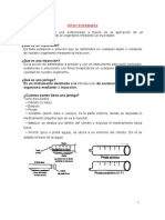 Manual de Inyecto Terapia - INYECTABLES
