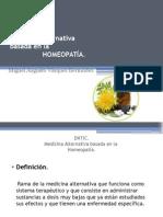 medicinaalternativabasadaenlahomeopata-140709140250-phpapp02