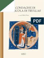 Il condaghe di San Nicola di Trullas