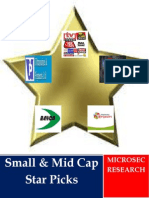 Microsec Small Midcap Star Picks