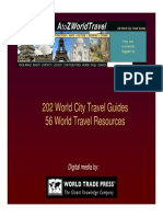 WorldTravel Slide