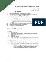 5. Urine Dipstick Combur-test (Dr Yap)