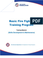 Basic Firefighter Training