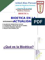 Biotica en La Actulaidad