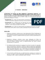 Resolucaoconjuntasemasesa002-2005