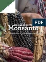 Dos Años Contra Monsanto