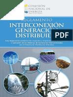 REGLAMENTO GENERACIÓN DISTRIBUIDA RD