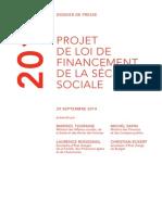 Financement de La Securité Sociale
