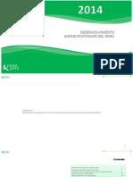 Desenvolvimiento Agroexportador 2014 (1)