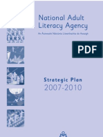 Strategic Plan 2007 - 2010