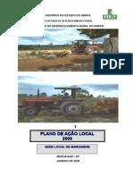 Plano de Ação Local 2009 Maruanum