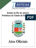 Atos Oficiais - Nova Iguaçu - 02/10/15