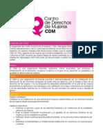 Centro de Derechos de Mujeres -CDM