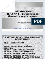 Tema 9 Carpinteria de Aluminio Segunda Parte Final[1]