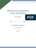 Historia de las diferentes sectas del Chiismo
