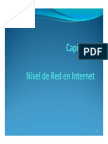 3. Nivel de Red en Internet
