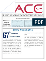 Emmy Awars Race Institute