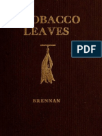 Tobacco Leaves_ Being a Book of Facts for Smokers by William Augustine Brennan