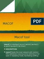 MACOF