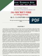 The Secret Fire - Part 2 of 2 - By Garstin