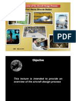 Overview of the Aircraft Design Process V40