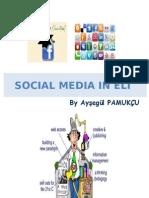 The Use of Social Media in Elt