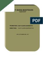 Pat Maria Montessori