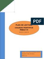 Plan de Lectura 2012-2013 BORRADOR