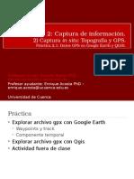 Tema 2.1 - Práctica 2.1 - GPS