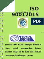 ISO 2008 vs 2015