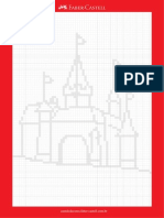 Folha Castelo Pixel Faber-Castell