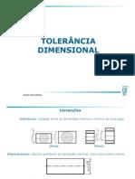 _Cotas de Tolerância Dimensional 01 Tolerancia