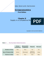 Microeconomía - Capítulo 8