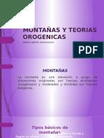 Montañas y Teorias Orogenicas