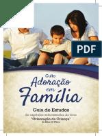 Adoração Em Família - Orientação Da Criança