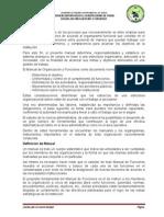 Manual de Funciones Sedasag