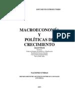 lectura macroecopolitics de crecimiento