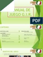 Manual de Juego GIR.