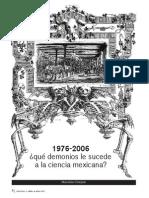 Qué Demonios Le Sucede a La Ciencia Mexicana-sub