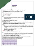 Materi Uasbn SD Matematika